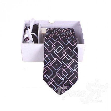 Комплект подарочный шелковый для мужчин ETERNO (ЭТЕРНО) EG504 ETERNO