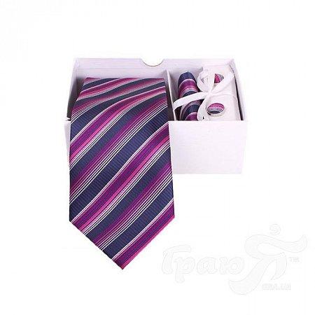 Комплект подарочный шелковый для мужчин ETERNO (ЭТЕРНО) EG506 ETERNO