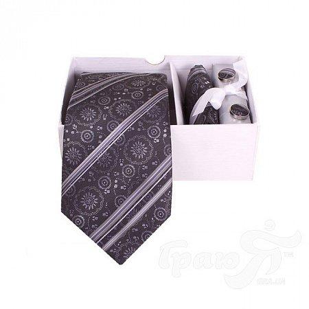 Комплект подарочный шелковый для мужчин ETERNO (ЭТЕРНО) EG508