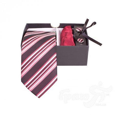 Комплект подарочный шелковый для мужчин ETERNO (ЭТЕРНО) EG512 ETERNO