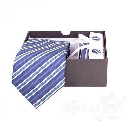 Комплект подарочный шелковый для мужчин ETERNO (ЭТЕРНО) EG513 ETERNO