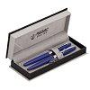 Комплект ручек Regal (перьевая + шариковая) в подарочном футляре, фиолетовый (R283220.P.BF)