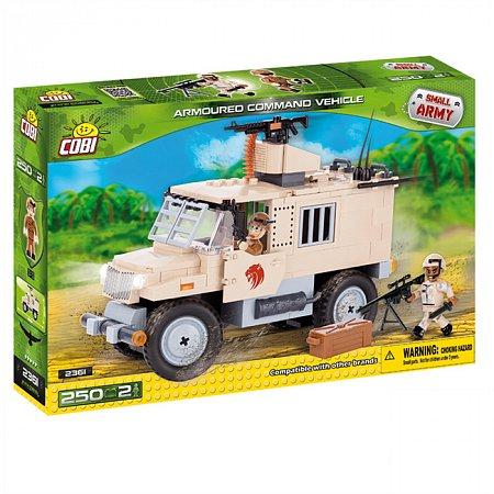 Конструктор COBI Командно-штабная машина, 250 деталей (COBI-2361)