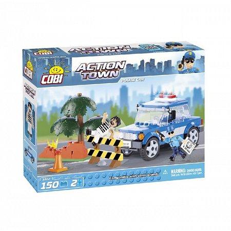 Конструктор COBI Полицейская машина, 150 деталей (COBI-1562)