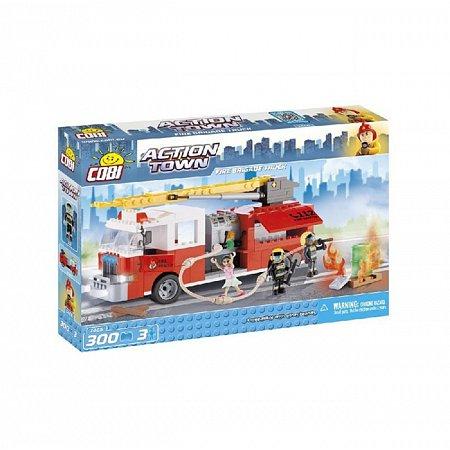 Конструктор COBI Пожарная машина, 300 деталей (COBI-1465)