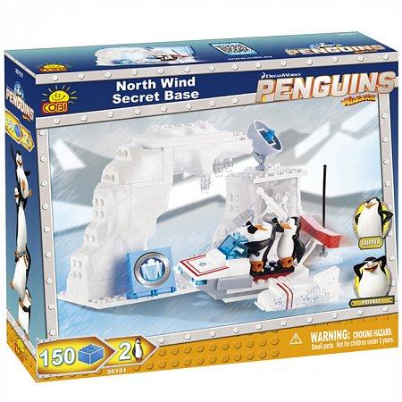 Конструктор COBI Секретная база Северный Ветер, 150 деталей (COBI-26151)
