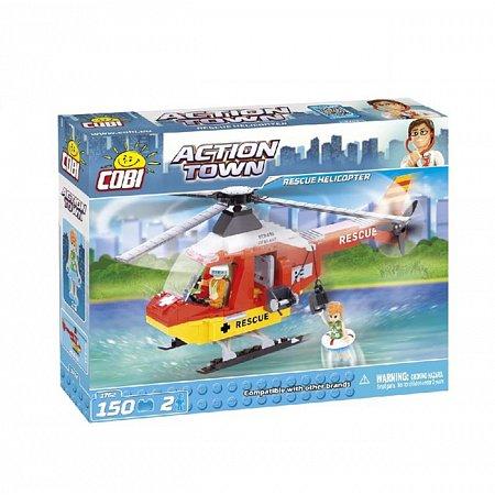 Конструктор COBI Спасательный вертолет, 150 деталей (COBI-1762)