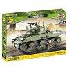 Конструктор COBI Танк М-4 Sherman (США), 400 деталей (COBI-2464)