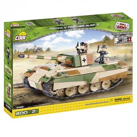Конструктор COBI Танк Пантера V, 400 деталей (COBI-2466)