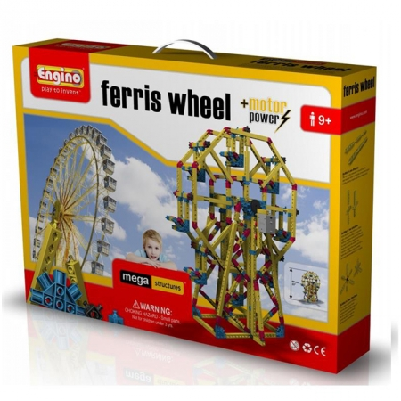 Конструктор Engino Колесо обозрения Ferris Wheel (MS2)