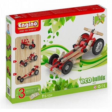 Конструктор Engino Машинки, 3 модели (EB10)