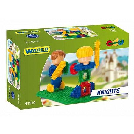Конструктор Ежик тематический Knights, Wader, Knights, 41910-7