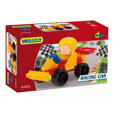 Конструктор Ежик тематический Racing Car, Wader, Racing car, 41910-11