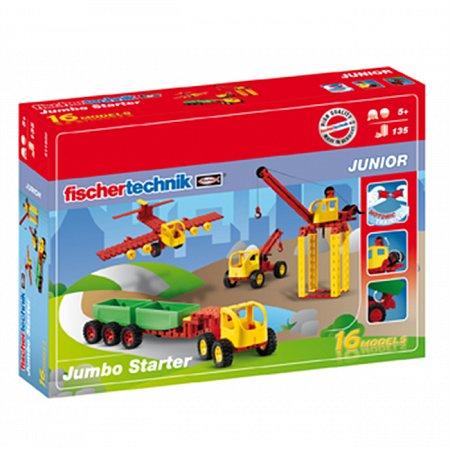 Конструктор Fischertechnik Большой детский набор, 135 деталей (FT-511930)