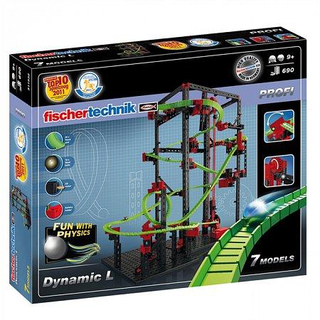 Конструктор Fischertechnik Динамика-Л, 690 деталей (FT-511932)