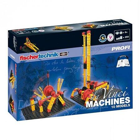 Конструктор Fischertechnik Машины Да Винчи, 260 деталей (FT-500882)