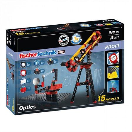 Конструктор Fischertechnik Оптические приборы, 270 деталей (FT-520399)