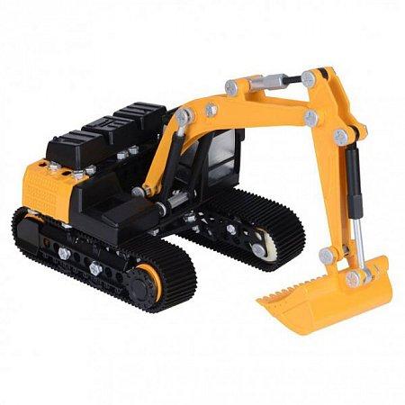 Конструктор Machine Maker экскаватор CAT, Toy State, 80932