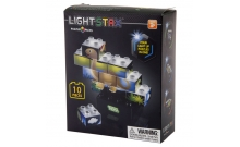 Конструктор с LED подсветкой, Puzzle Dinosaurer Edition, Light STAX, LS-M03004