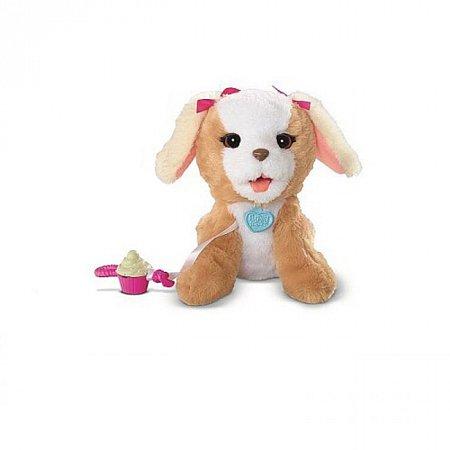 Коричневый щенок, интерактивная игрушка Забавные животные, Furreal Friends, коричневый щенок, A9084-3