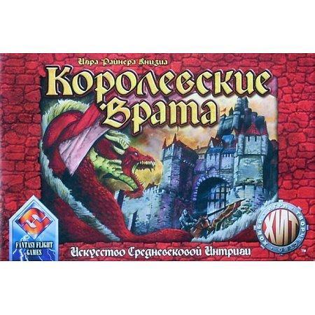 Королевские врата - Настольная игра