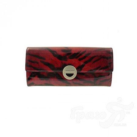 Кошелек женский кожаный WANLIMA (ВАНЛИМА) W110447906612-red