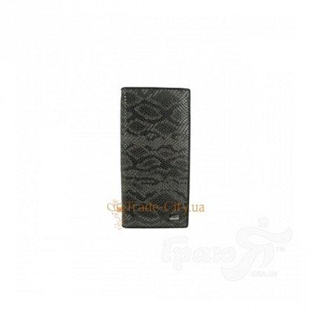 Кошелек женский кожаный WANLIMA (ВАНЛИМА) W110453800111-grey