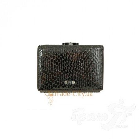Кошелек женский кожаный WANLIMA (ВАНЛИМА) W120443300151-brown