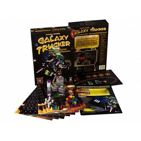 Космические дальнобойщики - Настольная игра