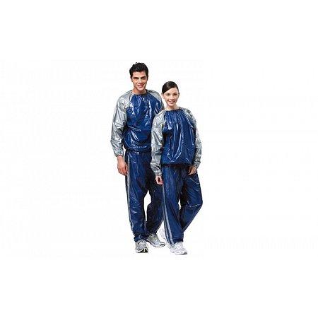 Костюм-сауна (весогонка) PS FI-801-BS(M) (0,18мм PVC, р-р M, синий)