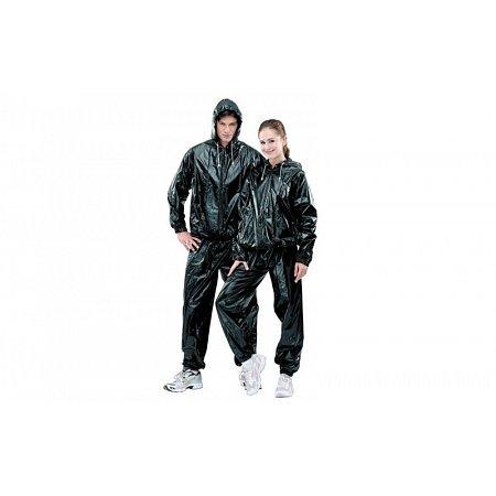 Костюм-сауна (весогонка) PS FI-801C(L) (0,17мм PVC, р-р L, черный)