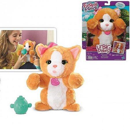 Котенок, интерактивная игрушка Забавные животные, Furreal Friends, котенок, A9084-2