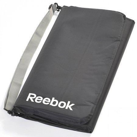 Коврик для фитнеса Reebok, 126x58см x 16мм, Tri-Fold, RAEL-11021BK