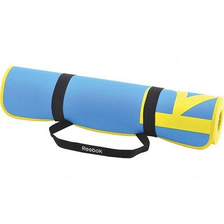 Коврик для фитнеса Reebok, циан 173 x 61 см, RAMT-11024CY