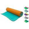 Коврик для фитнеса Yoga mat 2-х слойный TPE+TC 6мм ZEL FI-5172-1 (1,73мx0,61мx6мм)