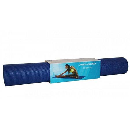 Коврик для йоги, 173x61см x 3мм (синий), ProForm, PFIYM113