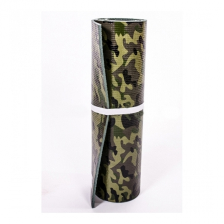 Коврик ижевский (каремат) Изолон Decor Камуфляж (8 мм, 180 x 55 см, 33 кг/м3, одноцвет)