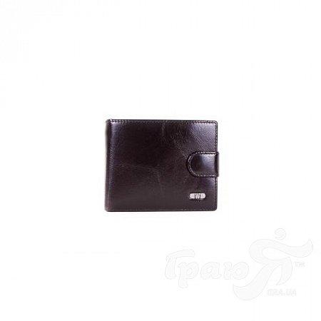 Кожаный мужской кошелек WANLIMA (ВАНЛИМА) W31525360441-black