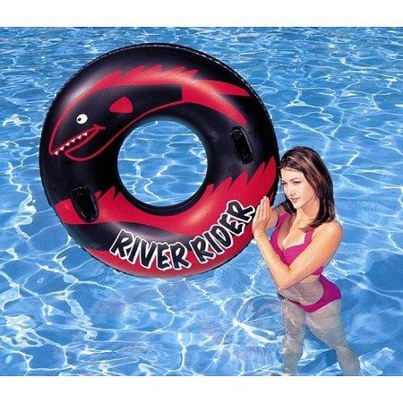 Круг надувной с ручками River Rider, Bestway 36068 (102 см)