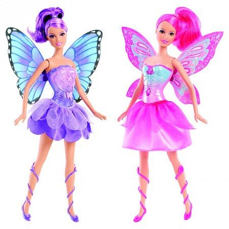 Кукла Барби Фея из м/ф Барби: Марипоса и Принцесса фей в ассорт. (2), Y6374