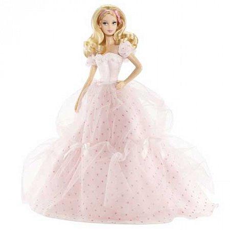 Кукла Барби коллекционная Особый День рождения, Х9189