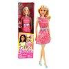 Кукла Барби с розовым кольцом-сердечком для девочки, Barbie, Mattel, блондинка с розовым кольцом, T7584-1