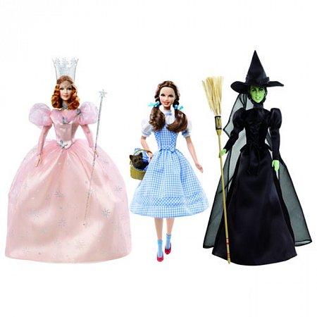 """Кукла Барби """"Волшебник страны Оз"""" в ассорт., Y0246 Mattel"""