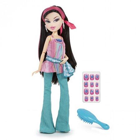 Кукла BRATZ серии Винтажный маникюр - ДЖЕЙД (с аксессуарами), 518754