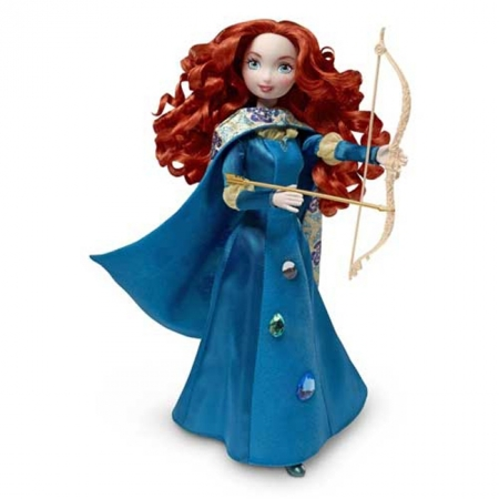 Кукла Дисней Отважная с луком, Х4005