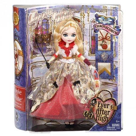 Кукла дочь Белоснежки серии День коронации, Ever After High, Mattel, дочь Белоснежки (CBT76-1)