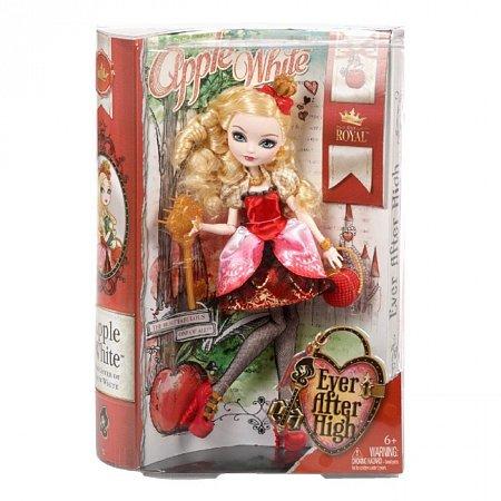 Кукла дочь Белоснежки, серии Сказочные королевичи, Ever After High, Mattel, дочь Белоснежки (CBR46-1)