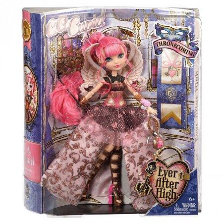 Кукла дочь Купидона серии День коронации, Ever After High, Mattel, дочь Купидона (CBT76-3)