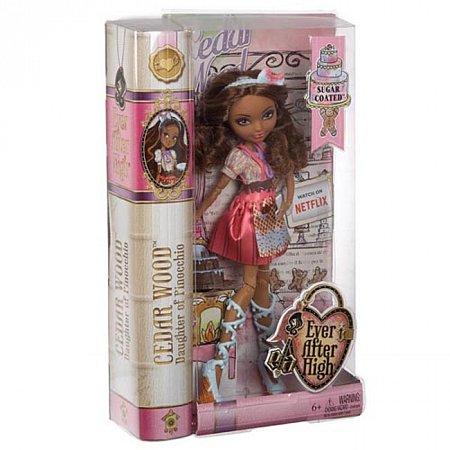 Кукла дочь Пиноккио серии Глазированная сказка, Ever After High, Mattel, дочь Пиноккио (CHW44-1)