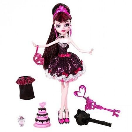 Кукла Дракулора серии Сладкие 1600 Monster High, Ш9189